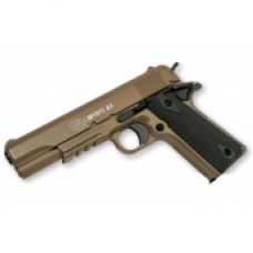 Replica COLT 1911 HPA metal slide TAN
