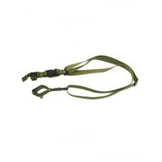Curea tactica nylon 2 puncte MP5/G3/M4 olive